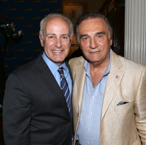 Joseph Benincasa and Tony Lo Bianco