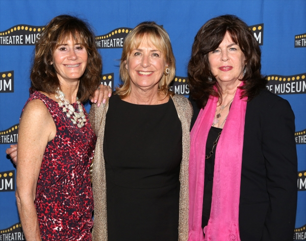 Lee Fryd, Christine Biddle and Carole Bellidora Westfall