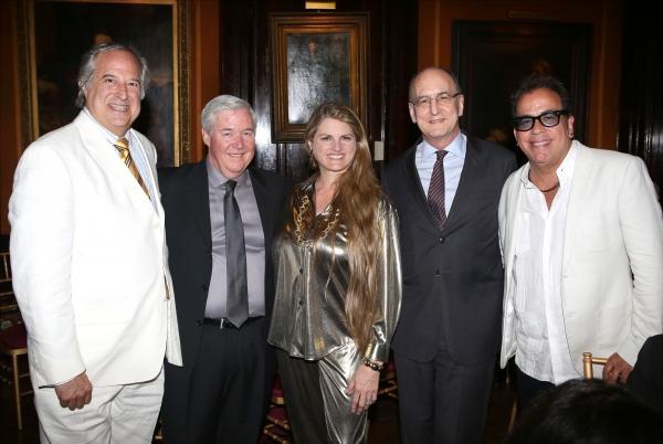 Stewart Lane, John Rubey, Bonnie Comley, Peter Gelb, Richard Jay-Alexander   Photo