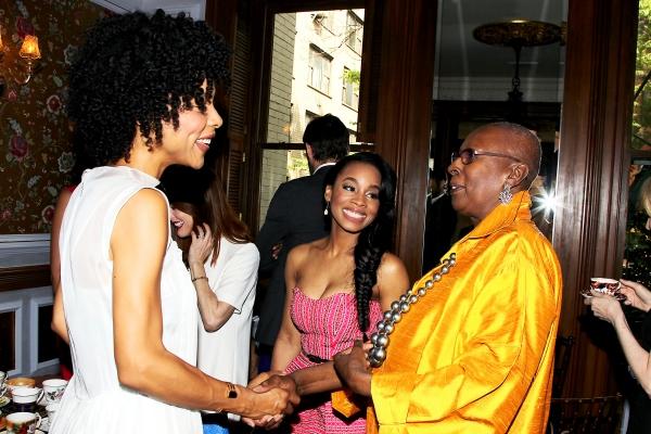 Sophie Okonedo, Anika Noni Rose and Judith Jamison
