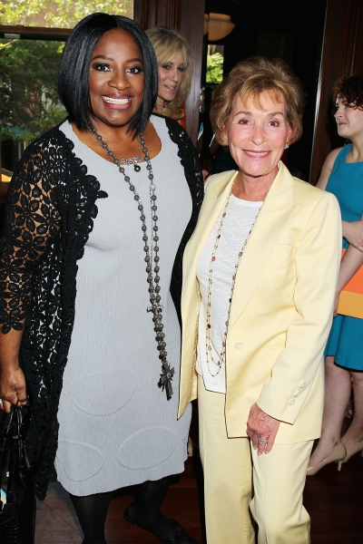 LaTanya Richardson Jackson and Judge Judy Scheindlin