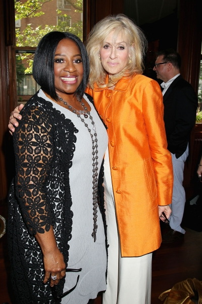 Photo Flash: Julianne Moore Toasts Tony Nominee LaTanya Richardson Jackson!