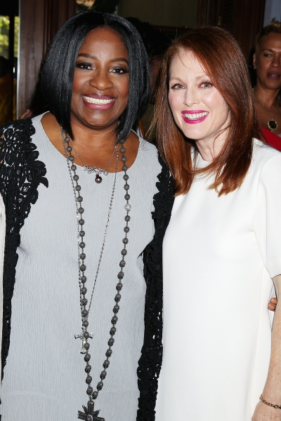 -New York, NY - 5/26/14 - Julianne Moore Host a Afternoon Tea honoring LaTanya Richardson Jackson for her 2014 Tony Award Nominee for Best Actress in a Play For her performance in â�¿��¿�A Raisin in the Sunâ�¿��¿�  -PICTURED: LaTanya Richardson Jackson