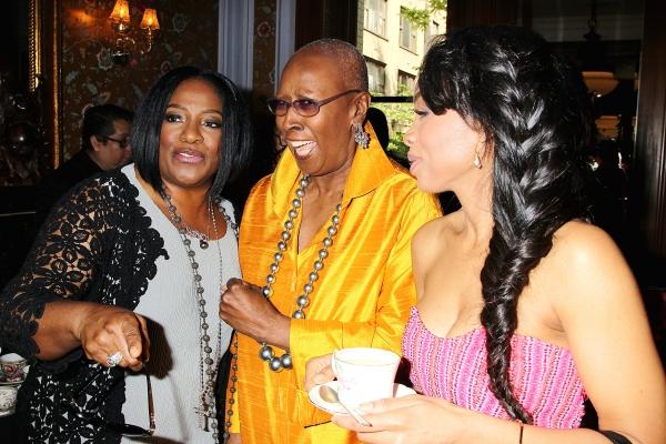 -New York, NY - 5/26/14 - Julianne Moore Host a Afternoon Tea honoring LaTanya Richar Photo