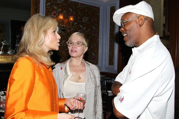 -New York, NY - 5/27/14 - Julianne Moore Host a Afternoon Tea honoring LaTanya Richardson Jackson for her 2014 Tony Award Nominee for Best Actress in a Play For her performance in �A Raisin in the Sun�  -PICTURED: Judith Ligh