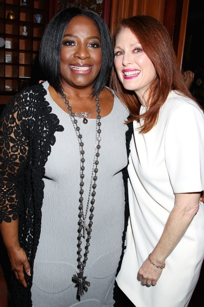 -New York, NY - 5/27/14 - Julianne Moore Host a Afternoon Tea honoring LaTanya Richardson Jackson for her 2014 Tony Award Nominee for Best Actress in a Play For her performance in â�¿��¿�A Raisin in the Sunâ�¿��¿�  -PICTURED: LaTanya Richardson Jackson