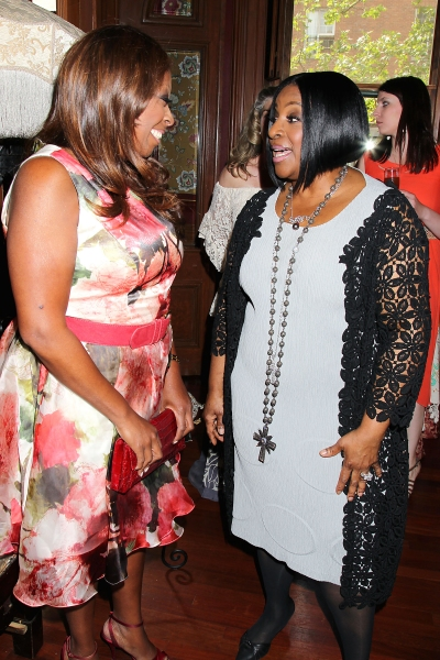 Star Jones and LaTanya Richardson Jackson