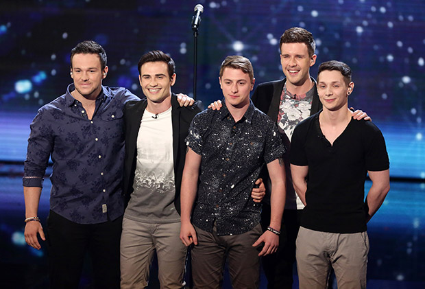 LES MISERABLES Anthem 'Bring Him Home' By Collabro Stops The Show On BRITAIN'S GOT TALENT