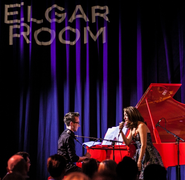 Photo Flash: Christina Bianco at the Elgar Room