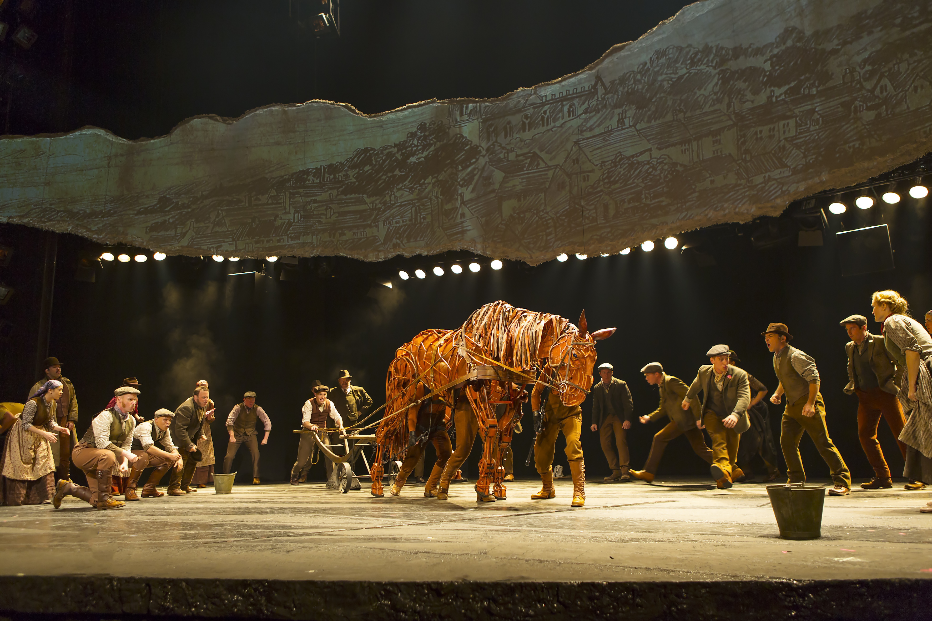 BWW Reviews: WAR HORSE is Spectacular