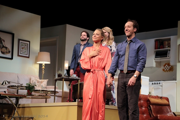 Photo Flash: CHAPTER TWO Celebrates Opening at Bucks County Playhouse