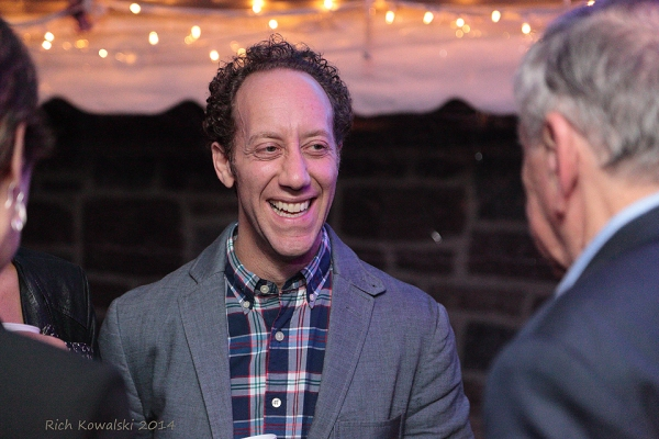 Photos: CHAPTER TWO Celebrates Opening at Bucks County Playhouse