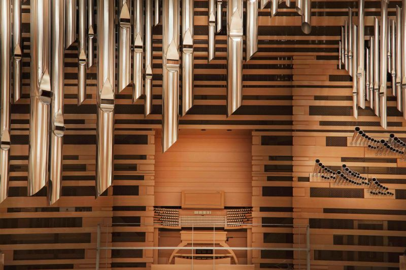 Photos: Montreal Symphony Orchestra Inaugurates Pipe Organ at Maison Symphonique