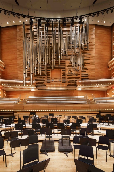 Photo Flash: Montreal Symphony Orchestra Inaugurates Pipe Organ at Maison Symphonique