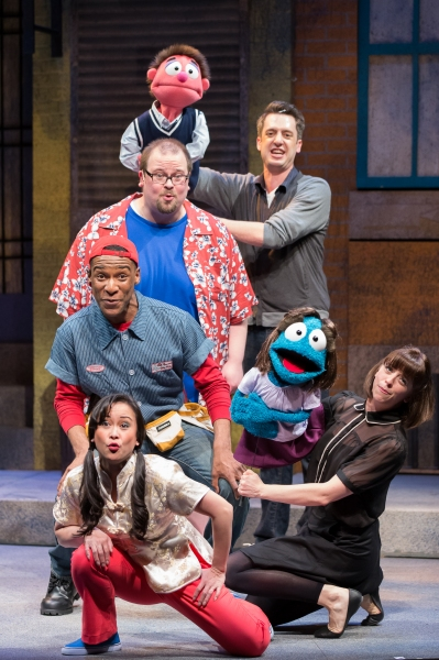 Jackson Evans as Princeton, Sean Patrick Fawcett as Brian, Donterrio Johnson as Gary Coleman, Leah Morrow as Kate Monster and Christine Bunuan as Christmas Eve