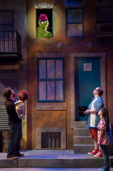 Photo Flash: New Production Shots from Mercury Theater's AVENUE Q, Running Through July 27