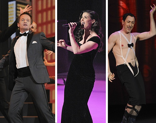 Cast of WICKED, Idina Menzel, Sutton Foster, NPH & More to Perform at TONYS!