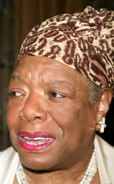Photo Flashback: Remembering Maya Angelou