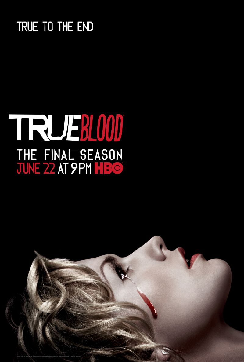 First Look - Key Art for Final Season of HBO's TRUE BLOOD