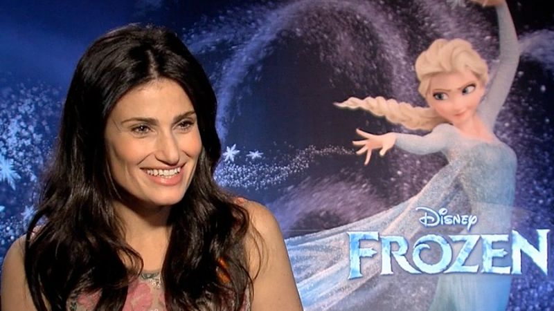 BWW Countdown: You Get to Rank Your Favorite Idina Menzel Roles