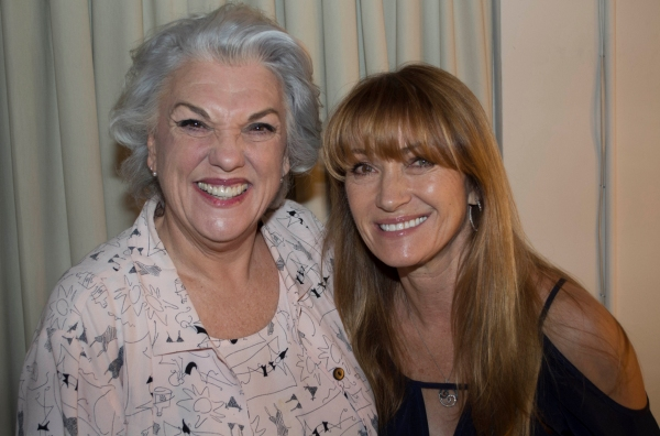 Tyne Daly, Jane Seymour