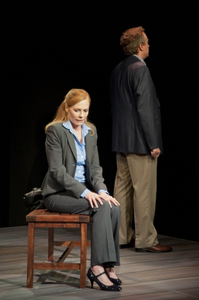 Photo Flash: First Look at Marg Helgenberger and More in Barrington Stage's THE OTHER PLACE