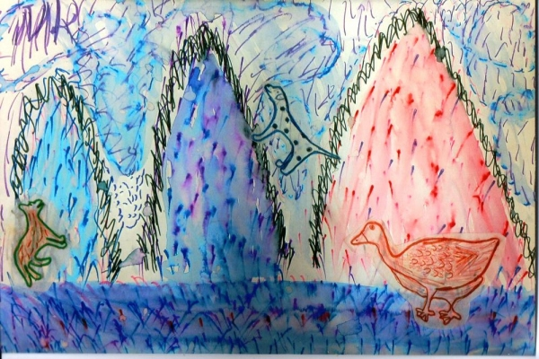 Photo Flash: Sneak Peek at PS/MS 89's Spring Arts Festival at The Williamsbridge School in The Bronx