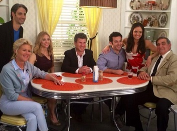 Photo: The Cast of THE WONDER YEARS Reunite!