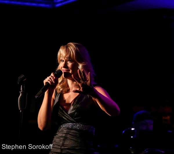 Photo Coverage: Katie Finneran Brings IT MIGHT BE YOU to 54 Below