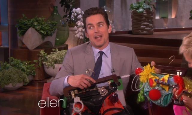 Matt Bomer Reveals Details of MAGIC MIKE Sequel on 'Ellen'