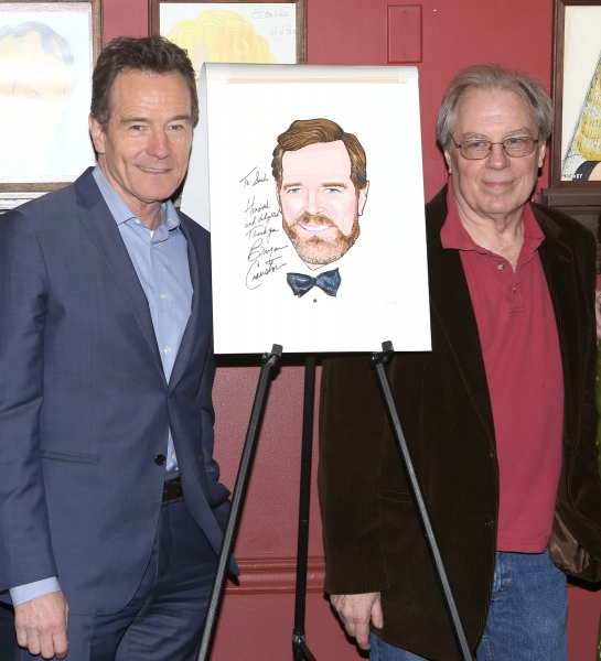 Bryan Cranston and Michael McKean