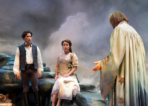 Photo Flash: First Look - Shakespeare Theatre of New Jersey's THE TEMPEST, Now Playing Through 6/22