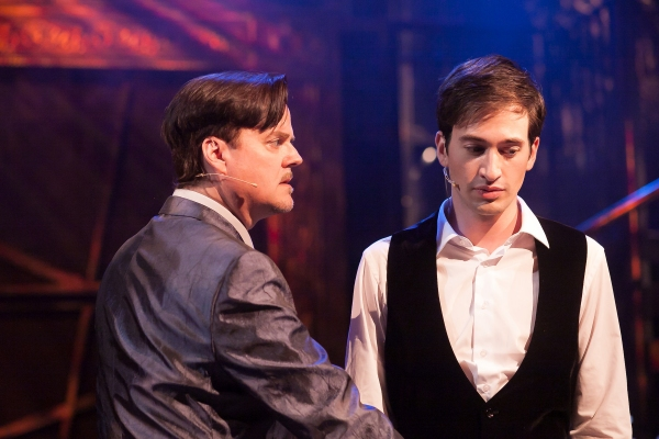 Photo Flash: First Look at DOMA Theatre Company's DORIAN'S DESCENT, Opening Tonight
