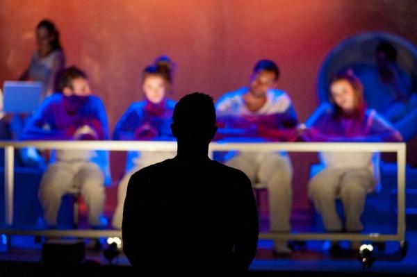 Photo Flash: First Look at MARAT/SADE, Opening Tonight Off-Broadway