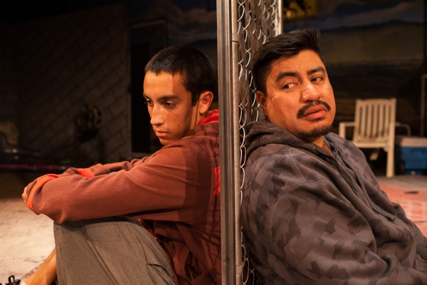 Photo Flash: First Look at Echo Theater Company's World Premiere Production of BACKYARD