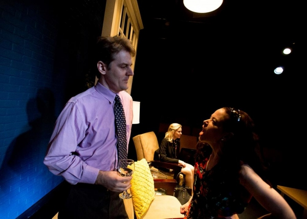 Photo Flash: First Look at Rivendell Theatre Ensemble's EAT YOUR HEART OUT