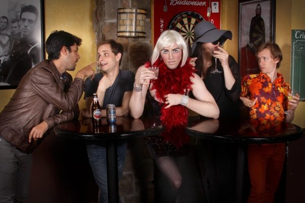 Photo Flash: Meet the Company of Three Day Hangover's TWELFTH NIGHT