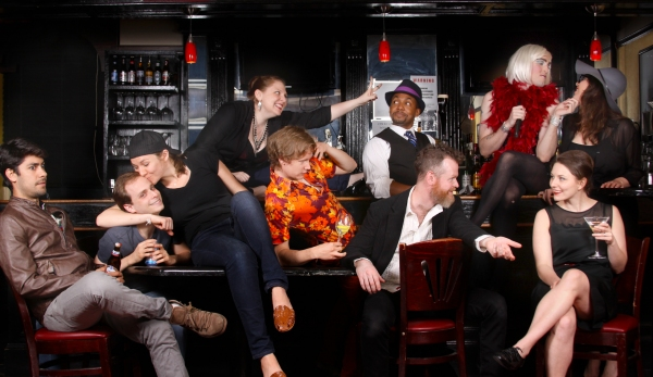 Photo Flash: Meet the Company of Three Day Hangover's TWELFTH NIGHT