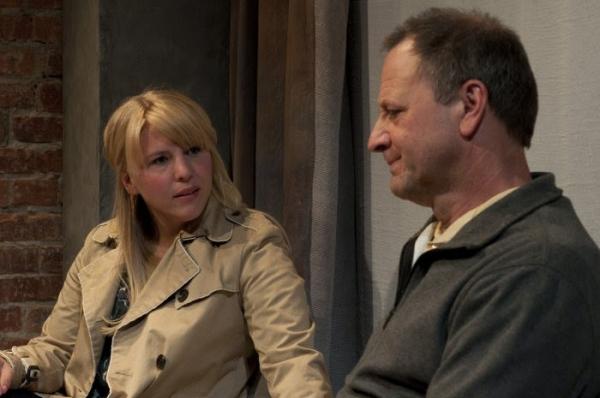 Sara Coates and Gordon Carpenter