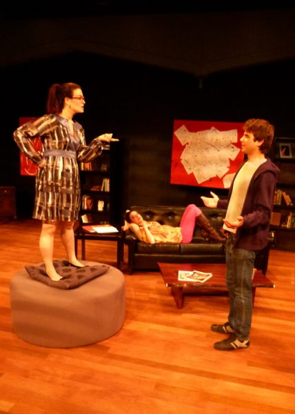 Photo Flash: First Look at SEMINAR at the Beck Center