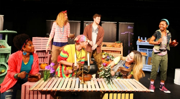 Photo Flash: First Look at STONE SOUP: A WRAP OPERA at WSU's Summer Children's Theatre, Beg. Today
