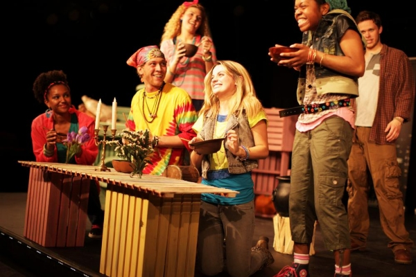 Photo Flash: First Look at STONE SOUP: A WRAP OPERA at WSU's Summer Children's Theatre