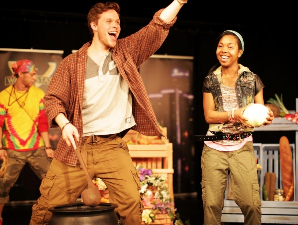 Photos: First Look at STONE SOUP: A WRAP OPERA at WSU's Summer Children's Theatre