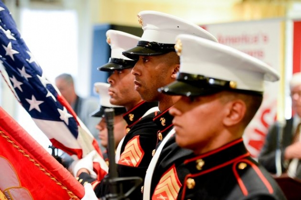 Photo Flash: Washington Times Honors America's Veterans with Help of Anthony Kearns and More