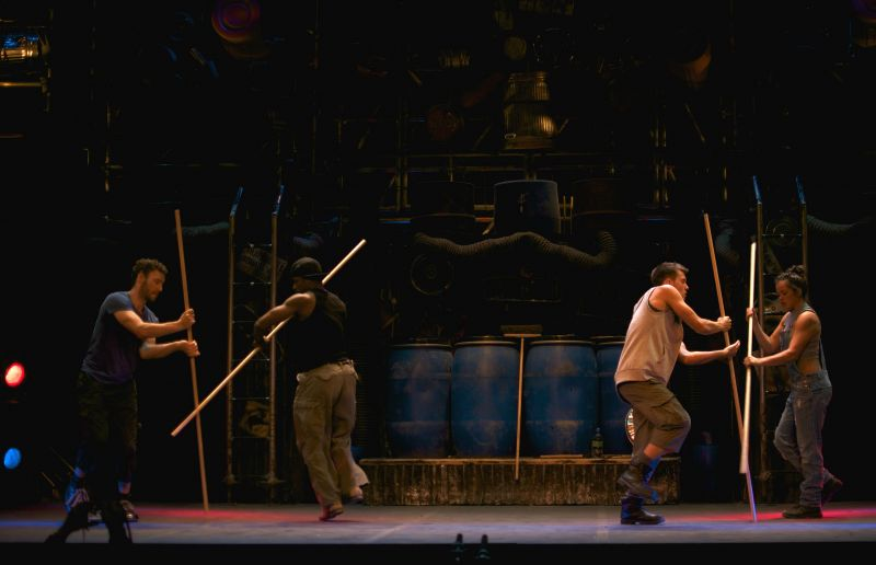Revisiting STOMP's High Octane Acts