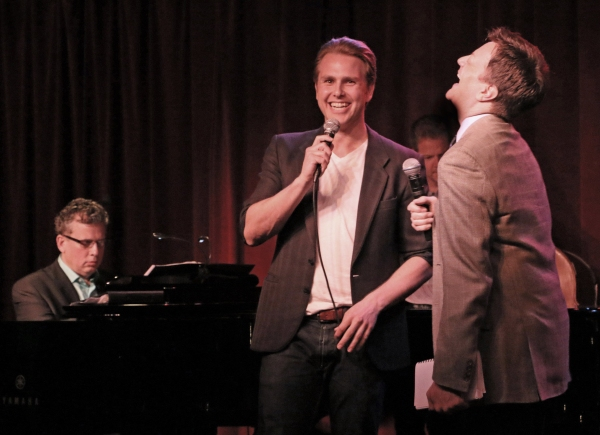 Photo Flash: Broadway at Birdland Concert Series and Jim Caruso's Cast Party