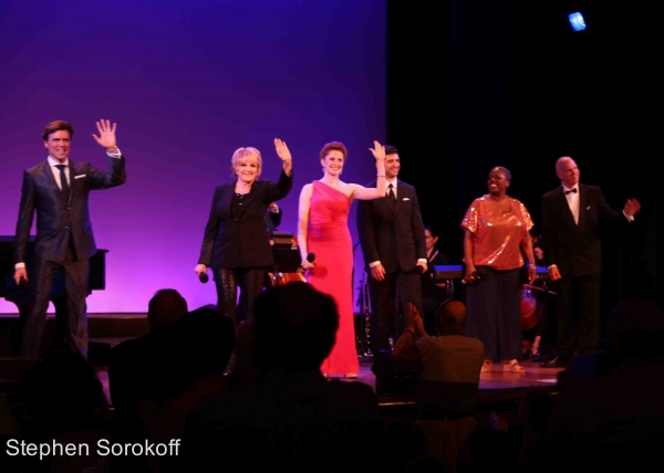 Brent Barrett, Lorna Luft, Christiane Noll, Tony Yazbeck, Lillias White, David Zippel