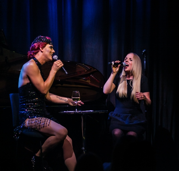 Velma Celli & Kerry Ellis