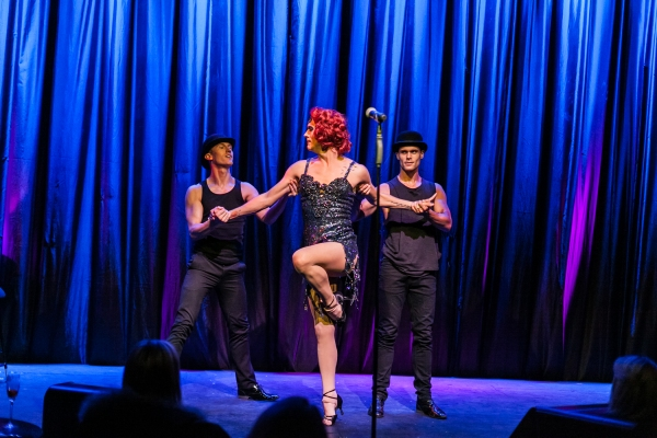 Velma Celli & Dancers Photo