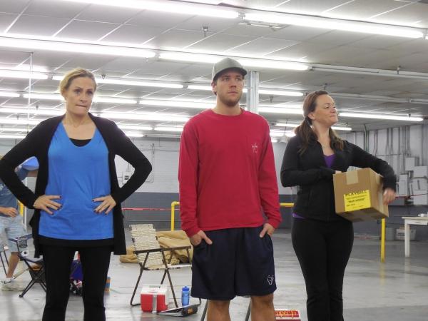 L to R: Susan Koozin, Cole Ryden & Brooke Wilson. Photo